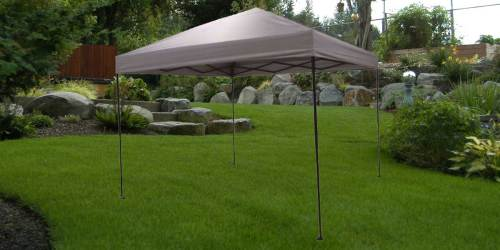 10′ x 10′ Pop-Up Canopy w/ Carrying Case Only $69.99 on AceHardware.com