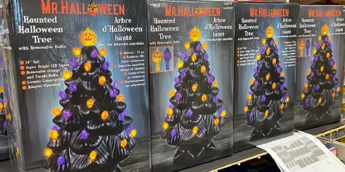 20% Off NEW Halloween & Fall Decor Available at Michaels