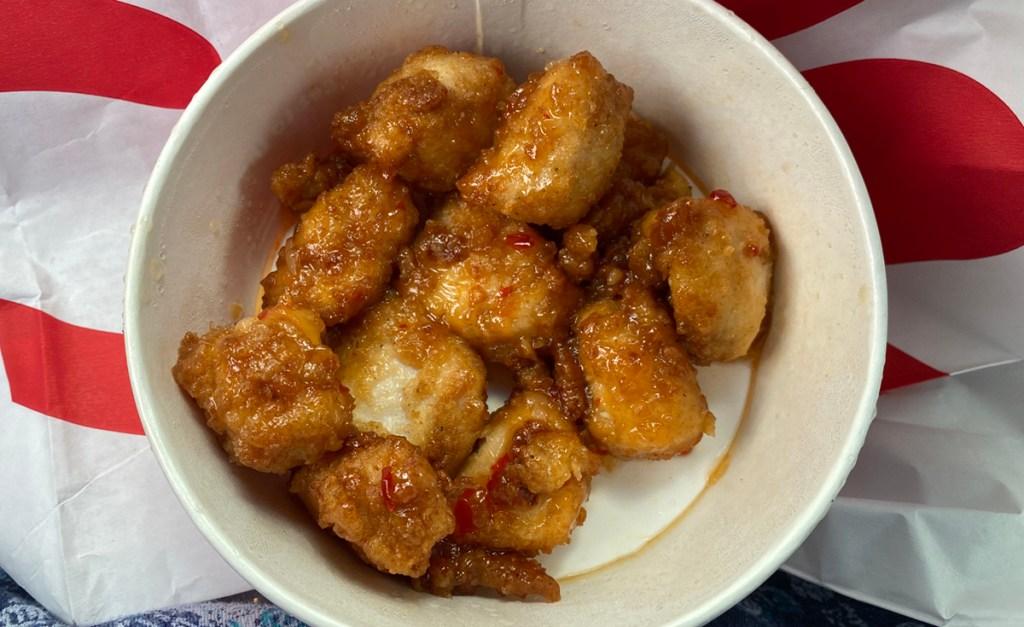 chick-fil-a hawaiian nuggets from truetts luau