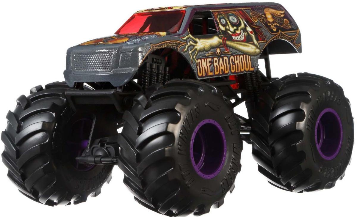 hot wheels one bad ghoul