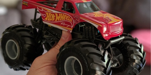 Buy 2 Hot Wheels Monster Trucks, Get 1 FREE at Target | In-Store & Online