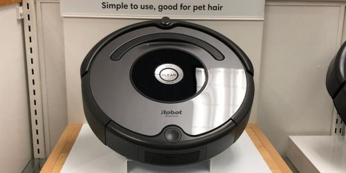 iRobot Roomba Robotic Vacuum w/ Wi-Fi Only $185 Shipped (Regularly $375) + Get $45 Kohl's Cash