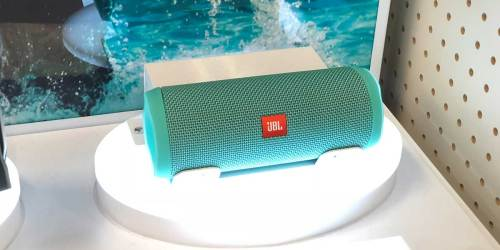 JBL Charge 4 Portable Bluetooth Speaker Only $115 Shipped (Regularly $180)