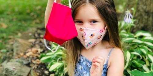 7 Best Reusable Face Masks for Kids