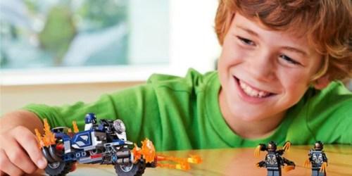 LEGO Marvel Building Sets from $13.99 on Walmart.com (Regularly $20+)