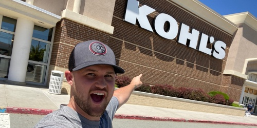 Up to 40% Off Entire Purchase w/ New Kohl's Mystery Offer