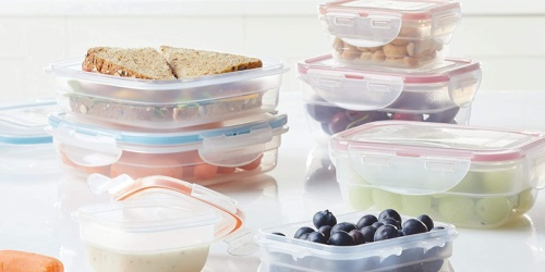 Lock n Lock 22-Piece Food Storage Set Only $25 Shipped on Macys.com (Regularly $48)