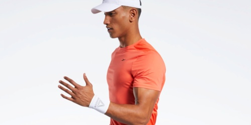 Up to 70% off Reebok Apparel for Men & Women + Free Shipping