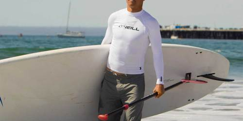 O'Neill Rash Guards from $10 on Walmart.com (Regularly $26+)
