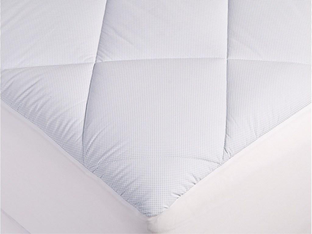 martha stewart cool to touch mattress pad