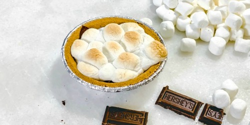 These Genius Mini S'mores Pies are Almost Too Cute to Eat