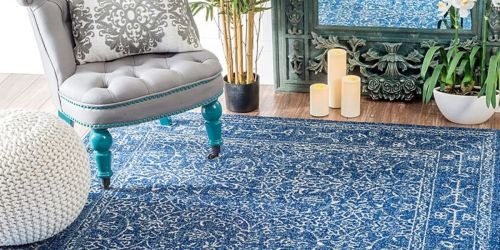 Up to 70% Off Area Rugs on Zulily