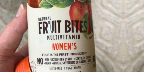 One A Day Multivitamins Only $5.39 Shipped on Amazon (Regularly $15) | Women, Men & Kids