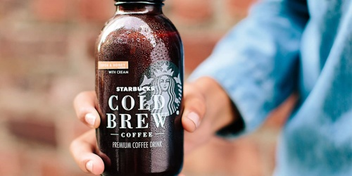 Starbucks Cocoa & Honey w/ Cream Cold Brew Coffee 12-Pack Only $18.71 Shipped