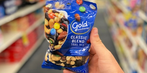 FREE CVS Gold Emblem Trail Mix | In-Store & Online (Today Only)