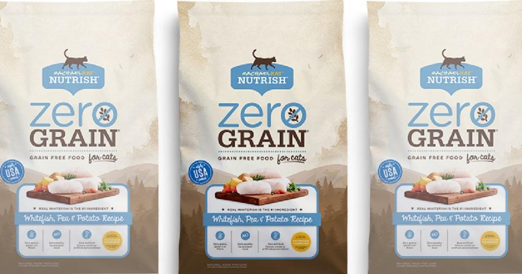 Rachael ray nutrish grain zero cat food