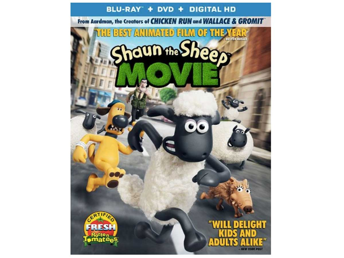 dvd cover of a sheep movie