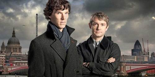 Sherlock Season 1 or 2 Digital Download Just $4.99 on Amazon