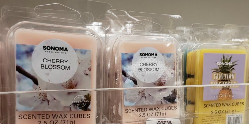 Sonoma Goods for Life Wax Melts Just $2 Shipped for Kohl's Cardholders (Regularly $7)