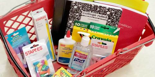 9 Smart Ways to Save on School Supplies at Staples