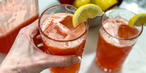 Fresh Strawberry Lemonade Will Be Your New Summer Staple [+ How-To Video]