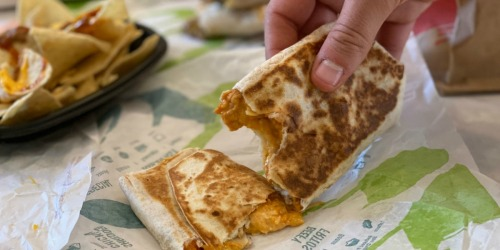 Hungry? Order EVERYTHING on the Taco Bell Dollar Menu for Under $10!