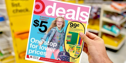 Target Ad Scan for the Week of 7/19/20-7/25/20 (We've Circled Our Faves!)