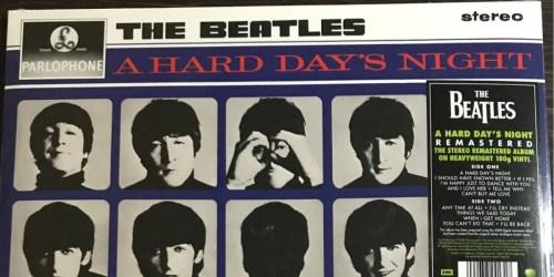 The Beatles Remastered Vinyl Album Only $12.50 on Amazon