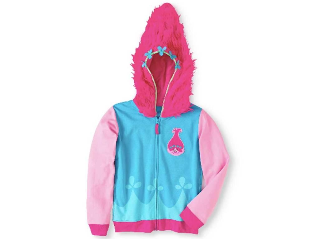 troll girls hoodie