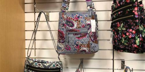 50% Off Vera Bradley Bags & Accessories + FREE Shipping