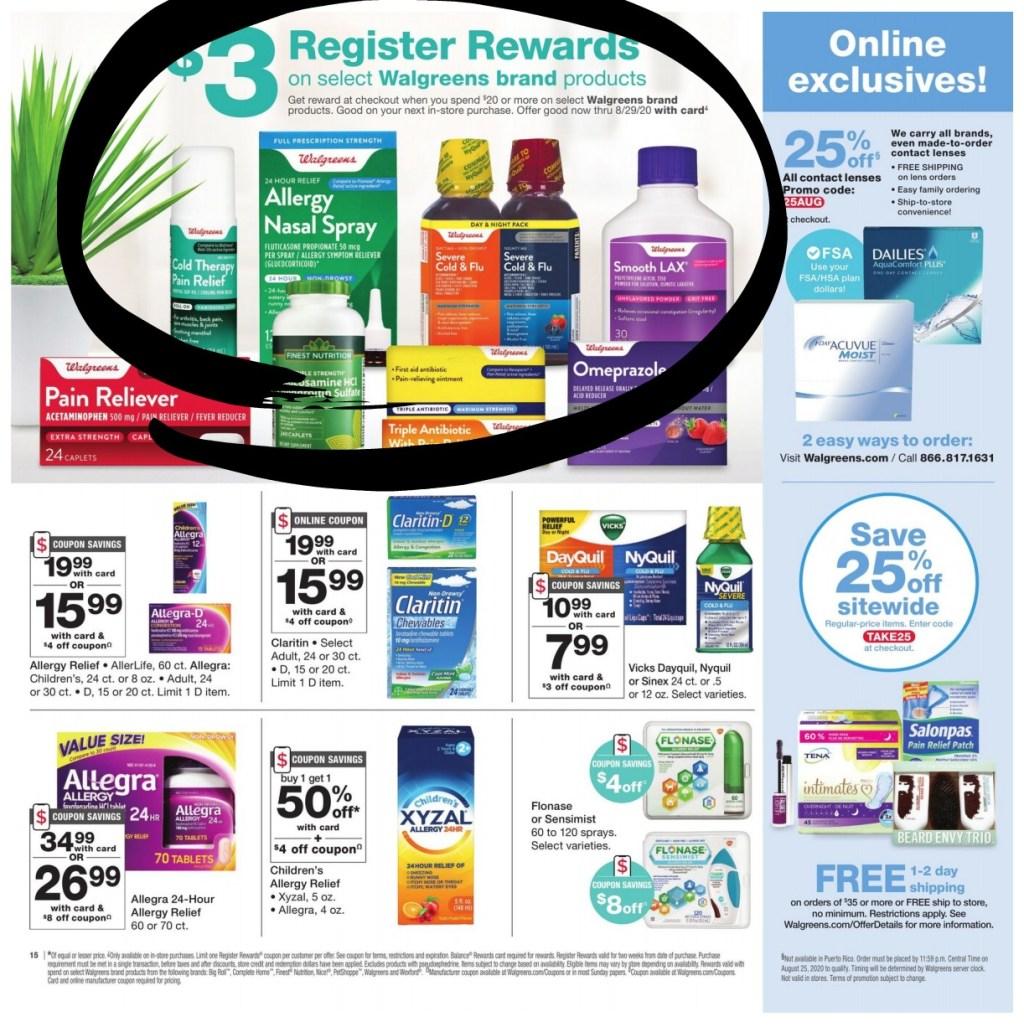 walgreens ad scans