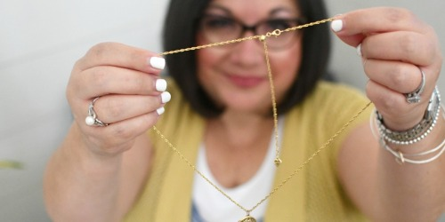 An Affordable Chain Necklace that Actually Won't Tarnish? You Better Believe It!