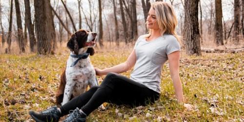 Reebok Women's T-Shirt & Leggings Set Only $13.94 Shipped ($50 Value)