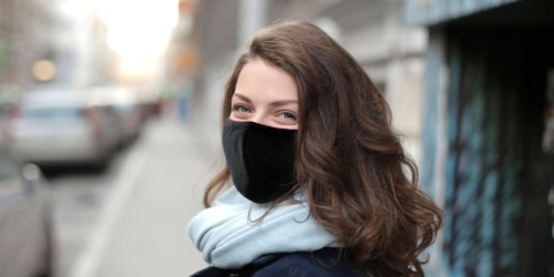 Reusable Face Mask 4-Pack w/ Filters Only $32 Shipped | Adjustable for a Perfect Fit