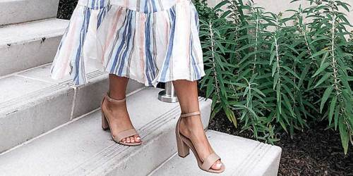 Women's Sandals from $6 Each Shipped on DSW.com