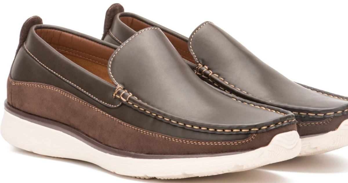 Dress Shoes \u0026 Loafers from $16 Shipped