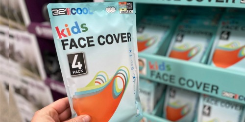 32 Degrees Face Masks 4-Packs from $9.99 at Costco