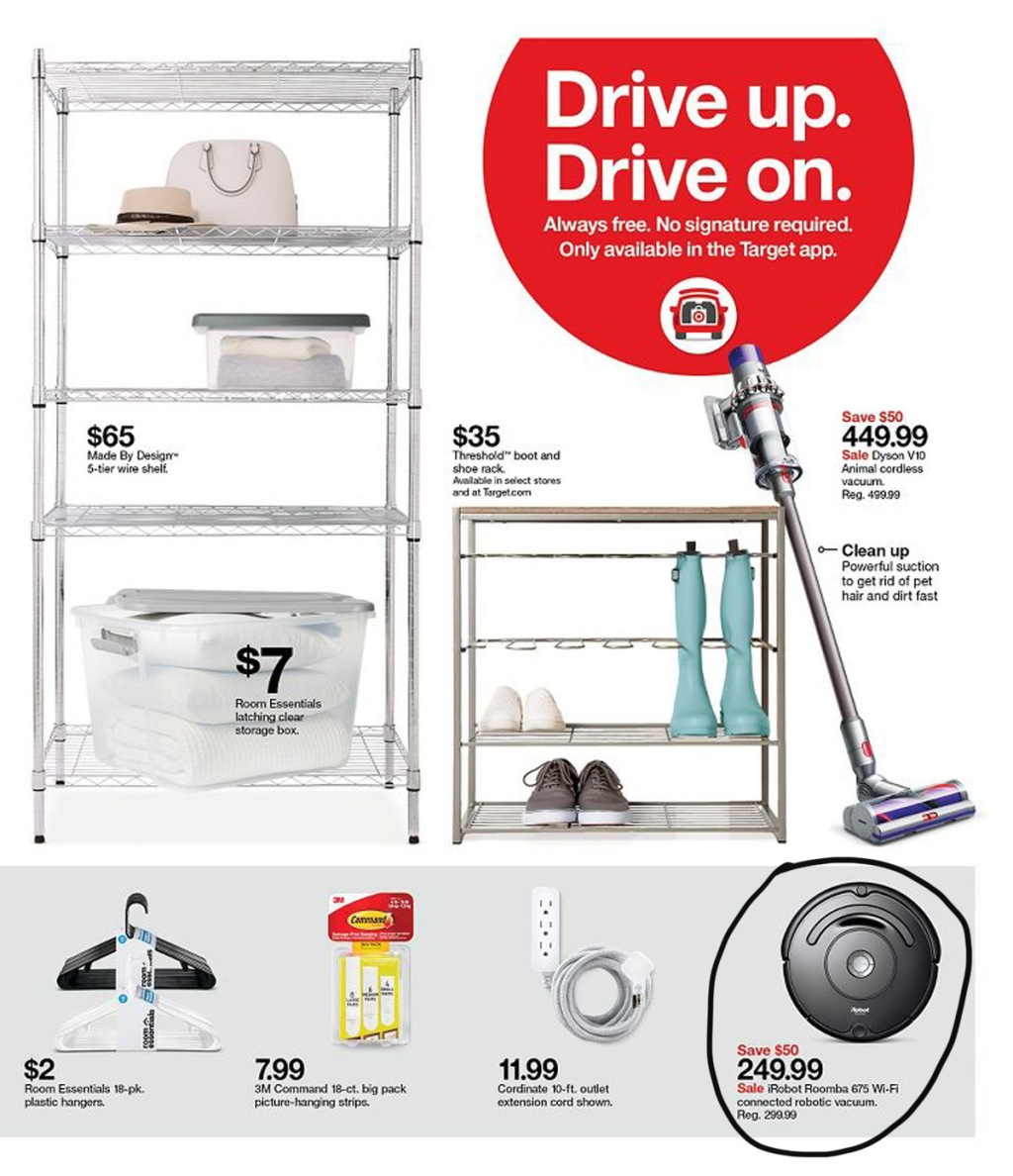 Target Ad Scan