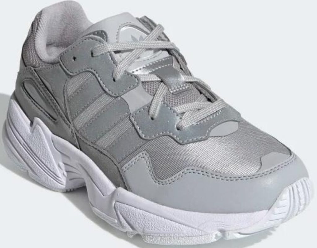 one right foot sneaker