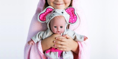 Adora Bath Time Baby Elephant Doll Only $15.87 on Amazon