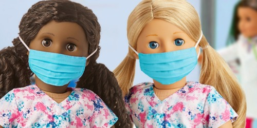 American Girl Scrubs Outfit Now Available | High Chance of Selling Out