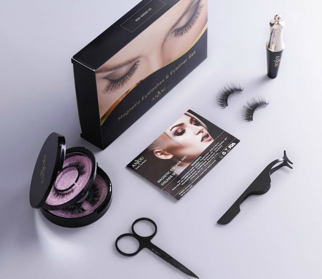 Anjou magnetic lashes kit