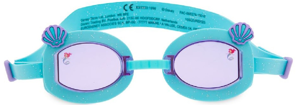 pair of Ariel Swim Goggles for Kids