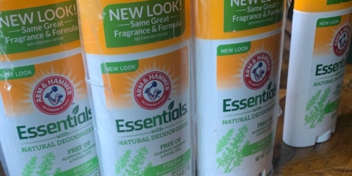 Arm & Hammer Natural Deodorant Only $1.19 Shipped on Amazon