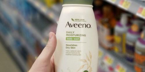 Two Aveeno Daily Moisturizing Body Wash Only $10.45 Shipped on Amazon