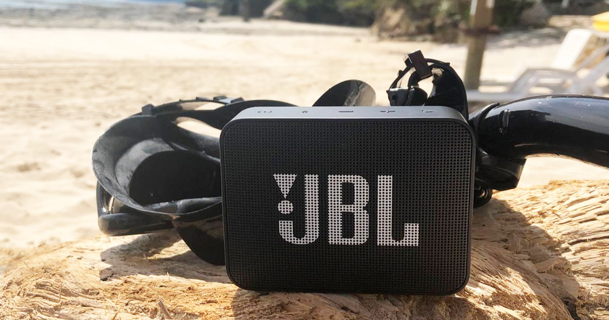 Jbl Go 2 Portable Waterproof Bluetooth Speaker Just 29 Shipped On Amazon Over 800 5 Star Reviews Hip2save