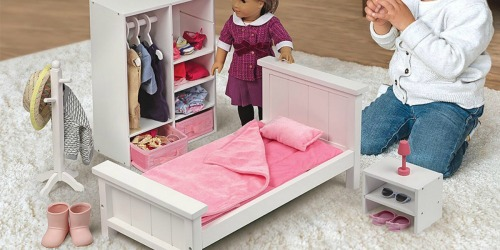 Up to 50% Off 18″ Doll Furniture | Perfect for American Girl & Our Generation