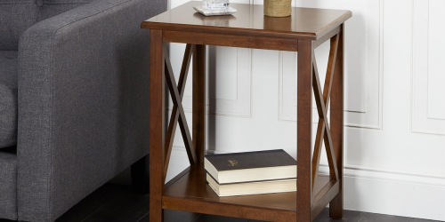 Better Homes & Gardens Accent Table Just $42 Shipped on Walmart.com (Regularly $75)