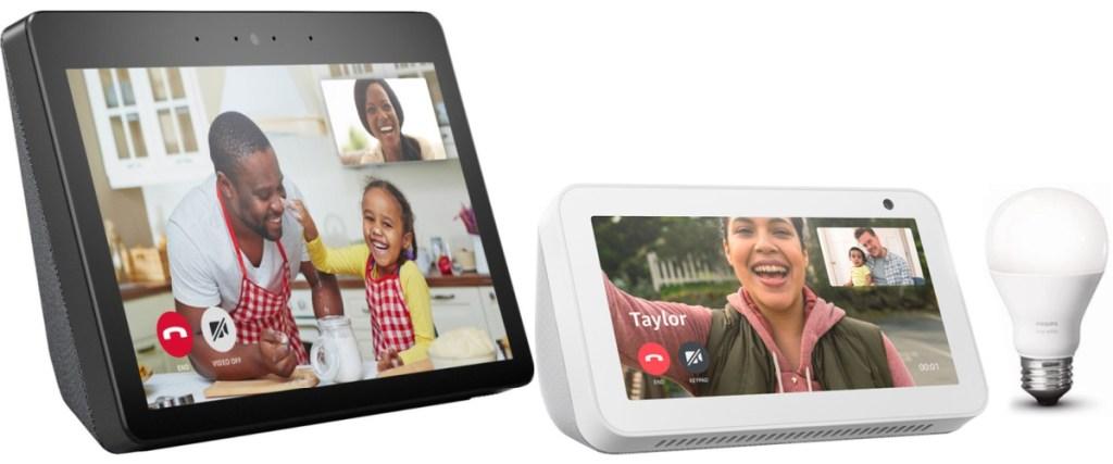 amazon smart devices bundle at best buy