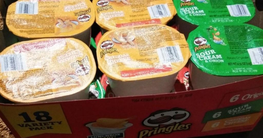 pringles variety pack in box